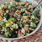 Broccoli Salad Bacon