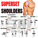 The exercises, workouts and knowledge you need to add serious size to your shoulders