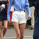 Kendall Jenner wows in casual outfit for Wimbledon final