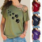 Casual short sleeve t-shirt Women