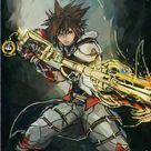 Kingdom Hearts Keyblade