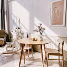 ▷ 1001+ moderne und stylische Esszimmer Ideen