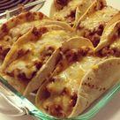 Baked Tacos Recipe