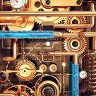 Gears | LIVE Wallpaper