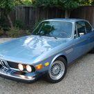 1974 BMW 3.0CS 4-Speed Sunroof Coupe