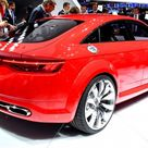 2014 Audi TT Sportback Concept Is a Stylish Escape From Current Audi Styling Funk