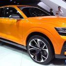 2018 Audi Q8 Sport Concept   Exterior Walkaround   Debut 2017 Geneva Motor Show