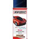 Bmw X5 Tansanit Blue Wc3Z Car Aerosol Spray Paint Rattle Can   Single Basecoat Aerosol Spray 400ML