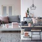 ▷ 1001 + Ideen für eine moderne und stilvolle Wohnzimmer Deko