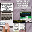 Dollar Deals on Digital Teaching Resources - Only for Jan 17, 2021 on TPT