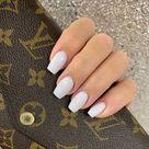 Neuer Nagellack Hype! Milky Nailssind der Beauty-Trend der Stunde