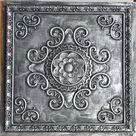 ceiling tiles Faux finished antique tin store cafe pub decor wall panels 10tiles/lot PL08