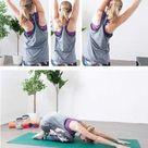 Effektive Nackenschmerzen Übungen gegen Verspannungen