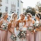 Pink wedding color combos 2020