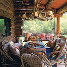 Rustic Porches