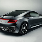 Acura NSX Concept gets updated