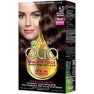 Garnier Olia Oil Powered Permanent Hair Color, 6.0 Light Brown, 1 kit - Walmart.com