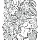 Coloring Pages Christmas Printable