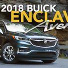 2018 Buick Enclave Review   First Drive   Buick Enclave Avenir
