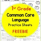 Common Core Language Arts