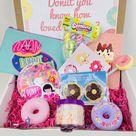 DONUT LOVE Gift box for girls