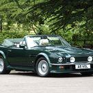 1986 Aston Martin V8 Vantage Volante