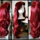 Little Mermaid Hair