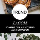 Lagom: So geht der neue Trend aus Schweden