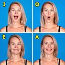 8Effective Exercises toSlim Down Your Face