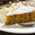 Karotten-Nuss-Kuchen (ohne Mehl) - Tiroler Gemüsekiste