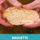 Schnelles Baguette so perfekt wie das Original   aus dem Thermomix®
