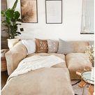 very cozy sofa
