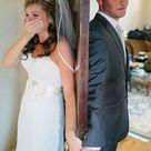 Top 45 Heart Warming First Look Wedding Photo Ideas