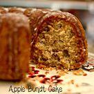Recipe: Our Favorite Apple Cake