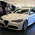 Notes from the 2016 Alfa Romeo Giulia reveal in Milan [w/video]