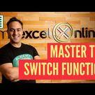 SWITCH Formula in Excel   MyExcelOnline