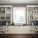 Custom Home Office Ideas