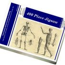 400 Piece Puzzle. Human Anatomy Skeleton and muscles of the body