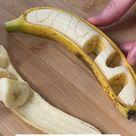 Banana Mousse au Chocolate