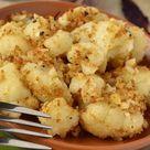 Oven Baked Cauliflower