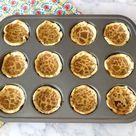 3 Ingredient Cinnamon Roll Apple Pie Cups {Easiest Mini Apple Pie Recipe}