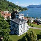 Villa Tadini - Lussuosa Villa Liberty sulle sponde del Lago Maggio