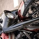 "Harley-Davidson Softail Fat Boy ""Red Force"" by Thunderbike"