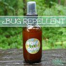 Natural Bug Repellant
