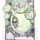 How the garden design process works, what to expect when you use a garden designer like Debbie Davitt