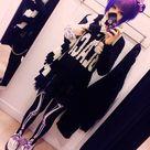 Pastel Goth Style