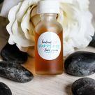 DIY Anti aging Face Serum + CBD and Essential Oils