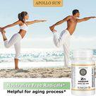 APOLLO SUN Zn Absorb Zinc Picolinate 50mg (60 Vegan Capsules) Pack of 2