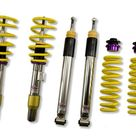 KW Coilover Kit V3 BMW M3 E93 equipped w/ EDC Electronic Damper ControlConvertible