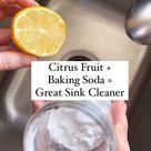 Baking Soda Lime Cleaner